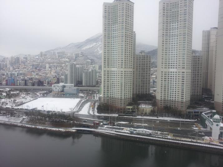Jang San, Busan, Korea