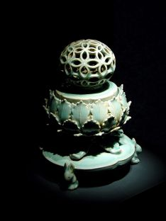 Incense burner from Goryeo dynasty