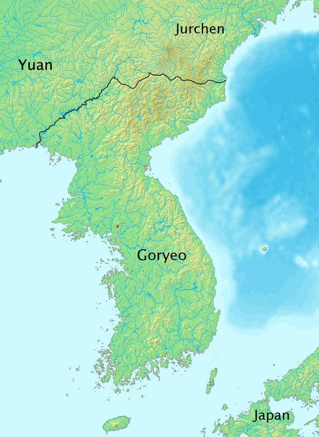 Goryeo 1374