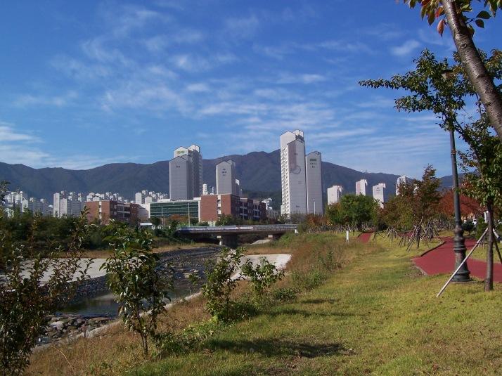 Jangyu river
