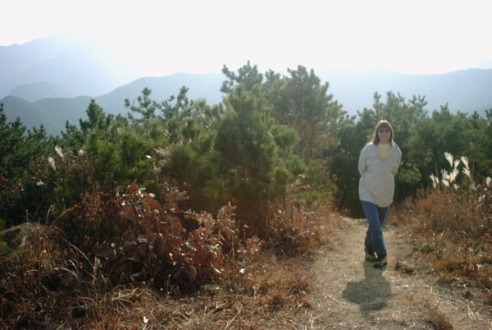 Jung-ri, Masan - local mountain