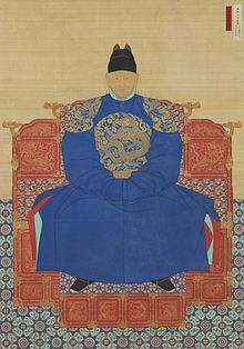 King Taejo Emperor of Joseon Dynasty