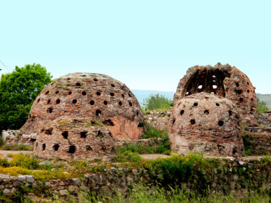 Ancient Turkish Bath Houses