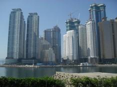 Apartments in Hae Un Dae